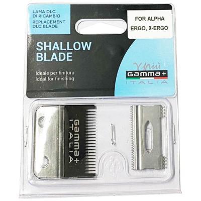 Gamma+ Absolute Alpha / Ergo / X-Ergo Shallow Blade