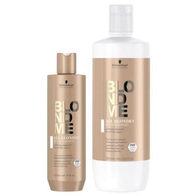 Schwarzkopf Professional BLONDME All Blondes Detox Shampoo