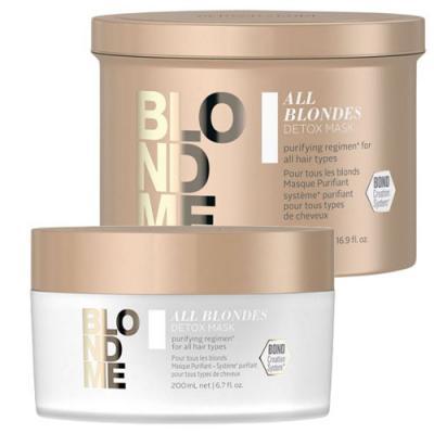 Schwarzkopf Professional BLONDME All Blondes Detox Mask