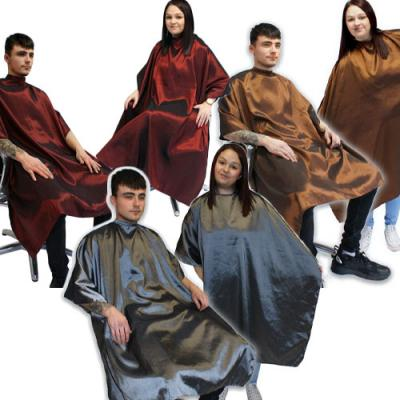 Hair Tools Unisex Two-Tone Gown