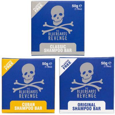 The Bluebeards Revenge Solid Shampoo Bar