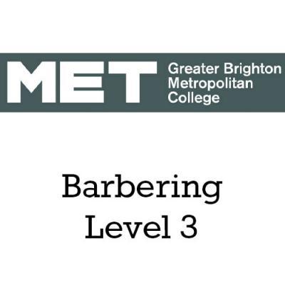 GBMET Barbering Level 3 Kit