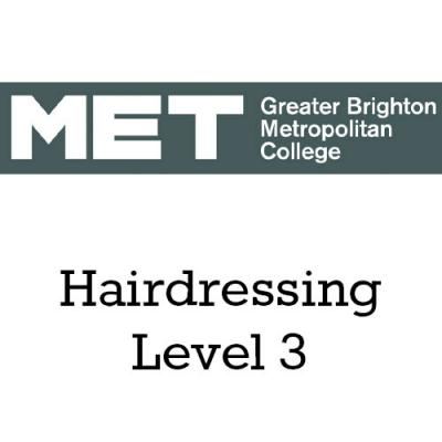 GBMET Hairdressing Level 3 Kit