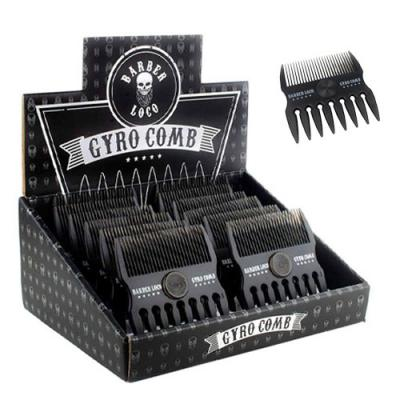 Barber Loco Gyro Comb