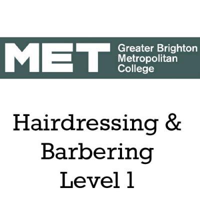 GBMET Hairdressing & Barbering Level 1 Kit