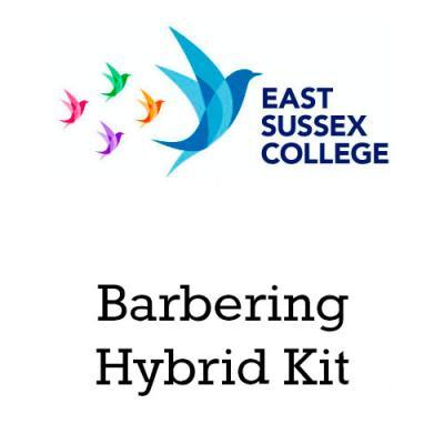East Sussex College Barbering Hybrid Kit
