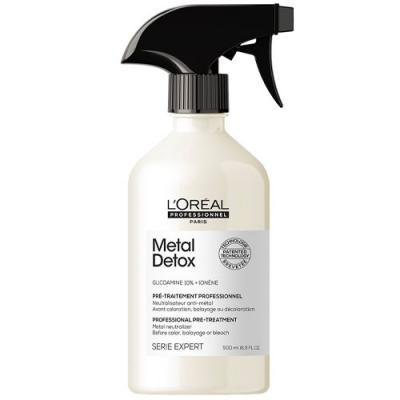 L'Oréal Professionnel Serie Expert Metal Detox Pre-Treatment