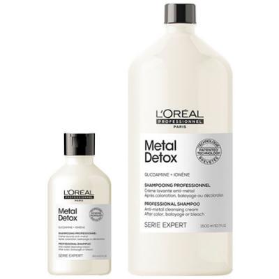 L'Oréal Professionnel Serie Expert Metal Detox Shampoo