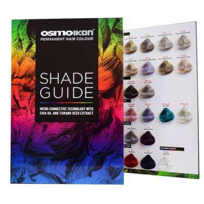 Osmo Ikon Shade Guide