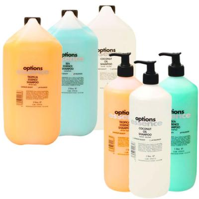 Options Essence Salon Shampoo