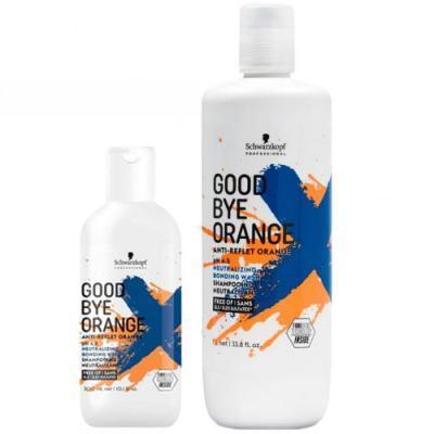 Schwarzkopf Professional Goodbye Orange Shampoo