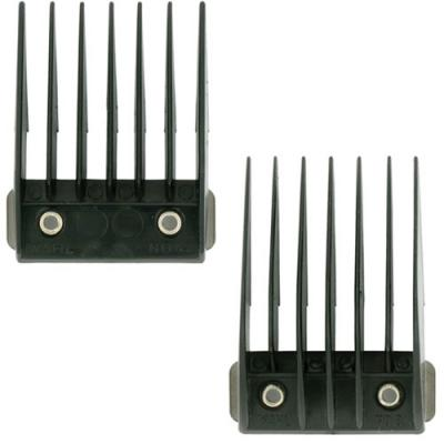 Wahl Metal-Backed Combs - Sizes 4 & 8 (13 mm & 25 mm)